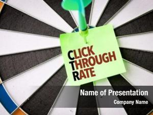 Through ctr click rate