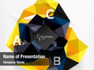Mosaic low powerpoint theme
