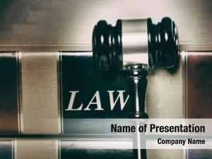 Books law law gavel