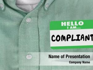 Following hello compliant rules laws