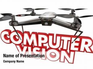 Drone computer vision camera digital