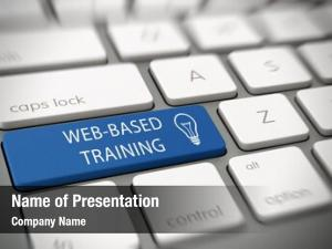 Training web based online concept large