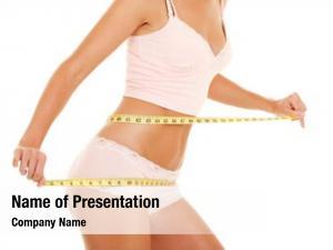 Body slimming woman panties measure