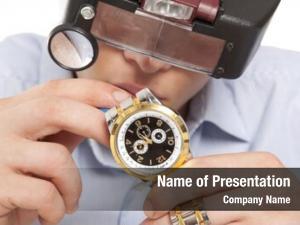 Craftsman watch repair repairing watch
