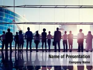 Business global corporate team vision