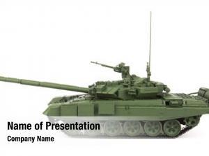 Battle t 90 main tank, white