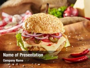 Restaurant burger grill menu delicious
