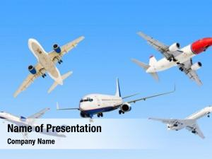 Planes parade