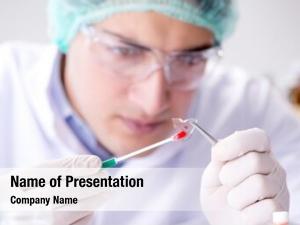 Lab blood testing