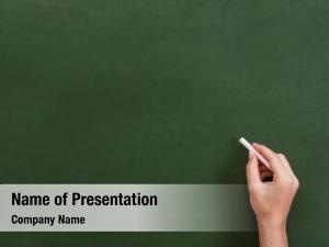 Teacher or student hand