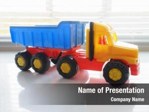 Toy ttipper powerpoint template