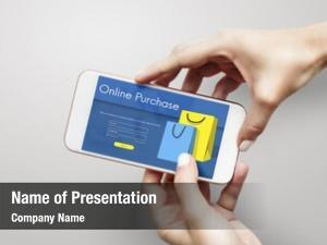 Online communication online store add