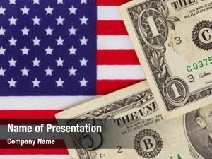 Bill american dollar banknotes american