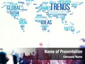 Trends global shares ideas sales