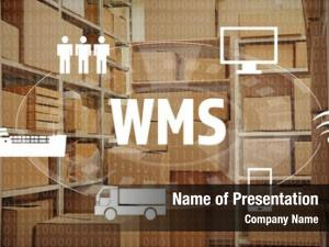 System warehouse management concept