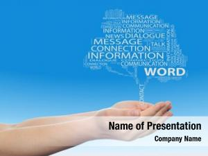 Tree concept conceptual contact word