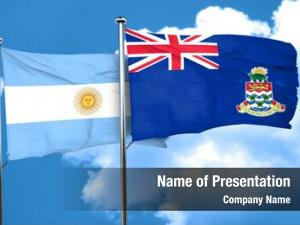 Cayman argentina flag islands flag,
