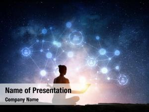 Yoga as physical ppt template