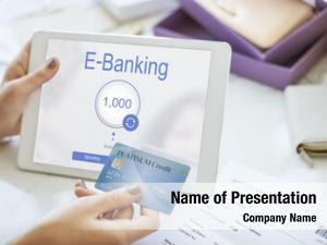 Credit card internet online banking