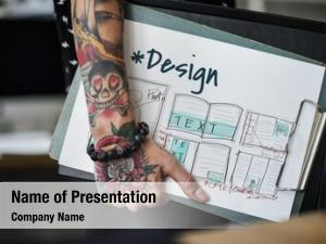 Creation design e book layout