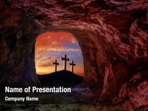 Sepulcher jesus resurrection grave cross