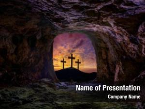 Sepulcher jesus resurrection grave cross