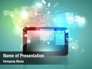 Communication social network, global computer