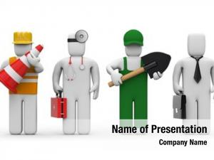Professions people different
