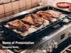 Meat raw fresh seasoning, food
