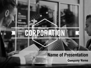 Corporate business collaboration trusted partnership