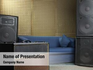 Audio guitar amplifier system recording