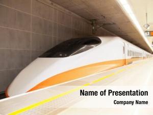 Train high speed platform