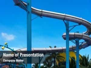 Pipe attraction water aqua park
