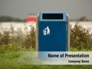 Park dustbin public