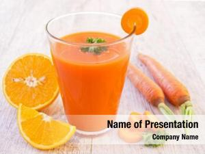 Juice  carrot orange detox vegetable
