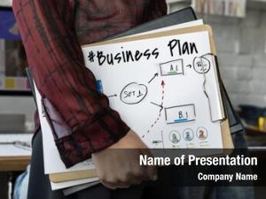 Flowchart business plan drawing sketch