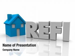 Mortgage refi home house refinance