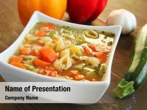 Fresh vegetables soup vegetables wooden