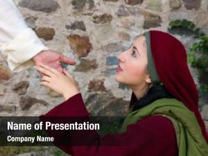 Recognizing mary magdalene jesus after
