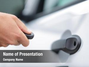 Control car remote key fob