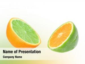 Orange lime orange lime