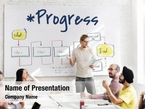 Analysis progress research strategy diagram