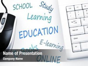 Scheme education word computer keyboard