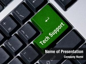 Keyboard personal computer green key