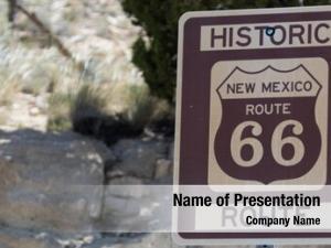 Historic highway markers highway american