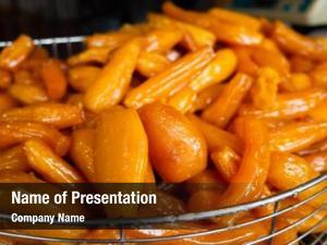 Snacks traditional taiwanese honey sweet