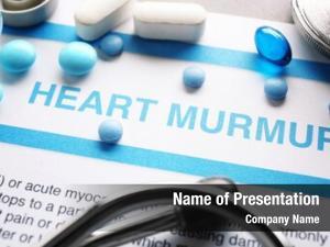 Diagnosis heart murmur