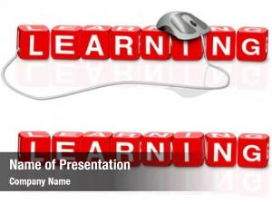 Learning online learning red dices