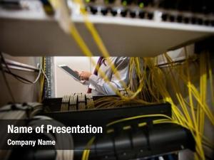 Wireless technology digital technician using