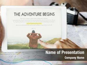 Adventure explorer travel journey